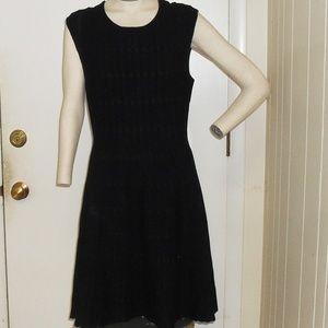 NWOT Dark Blue Sleeveless Skater Sweeter Dress XL